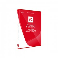 AVIRA Internet Security Suite BOX 1 PC + 1 Android